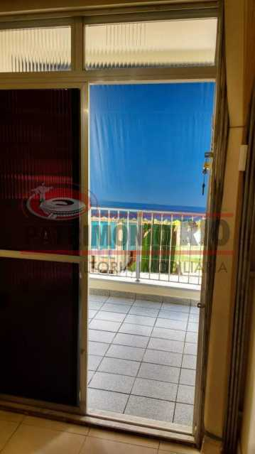 7 - Apartamento Vaz Lobo, 2qtos, varanda, vaga escriturada, prédio com elevador e financiando. - PAAP23578 - 22