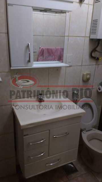 8 - Apartamento Vaz Lobo, 2qtos, varanda, vaga escriturada, prédio com elevador e financiando. - PAAP23578 - 24