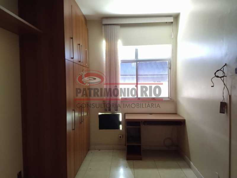 10 - Apartamento Vaz Lobo, 2qtos, varanda, vaga escriturada, prédio com elevador e financiando. - PAAP23578 - 8