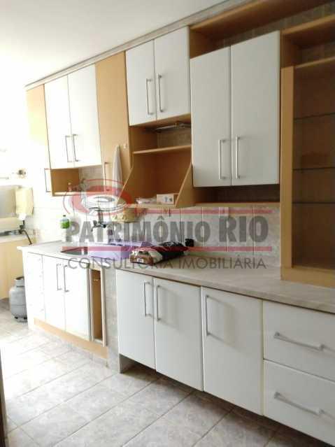 11 - Apartamento Vaz Lobo, 2qtos, varanda, vaga escriturada, prédio com elevador e financiando. - PAAP23578 - 15