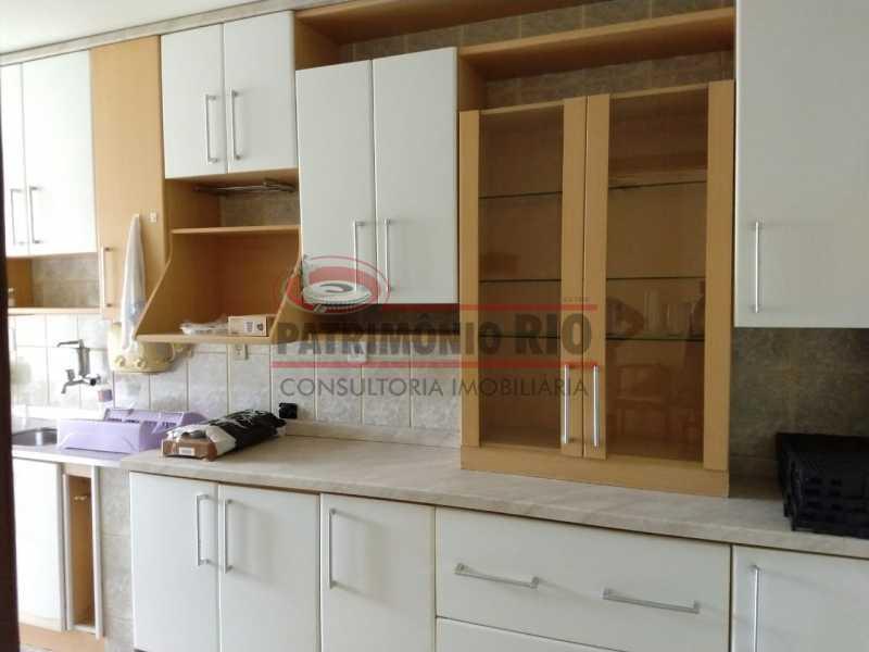 13 - Apartamento Vaz Lobo, 2qtos, varanda, vaga escriturada, prédio com elevador e financiando. - PAAP23578 - 26