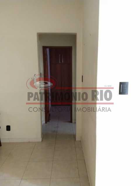 14 - Apartamento Vaz Lobo, 2qtos, varanda, vaga escriturada, prédio com elevador e financiando. - PAAP23578 - 6