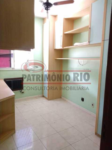 15 - Apartamento Vaz Lobo, 2qtos, varanda, vaga escriturada, prédio com elevador e financiando. - PAAP23578 - 12