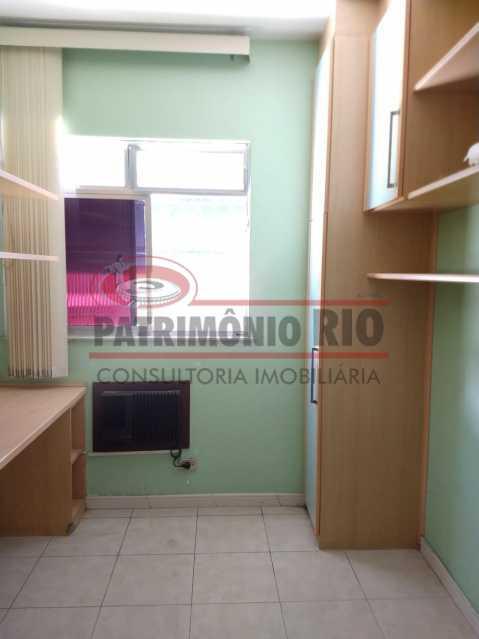 16 - Apartamento Vaz Lobo, 2qtos, varanda, vaga escriturada, prédio com elevador e financiando. - PAAP23578 - 13