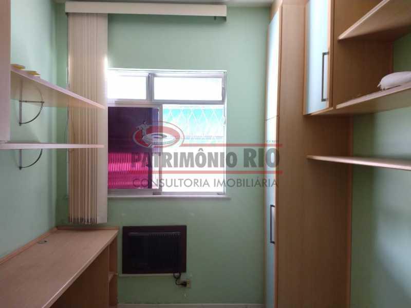 17 - Apartamento Vaz Lobo, 2qtos, varanda, vaga escriturada, prédio com elevador e financiando. - PAAP23578 - 25
