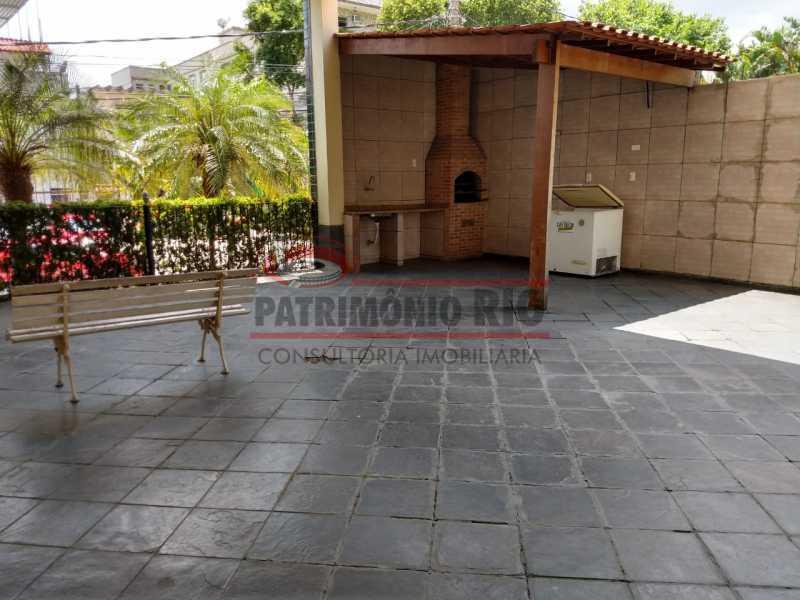 19 - Apartamento Vaz Lobo, 2qtos, varanda, vaga escriturada, prédio com elevador e financiando. - PAAP23578 - 20