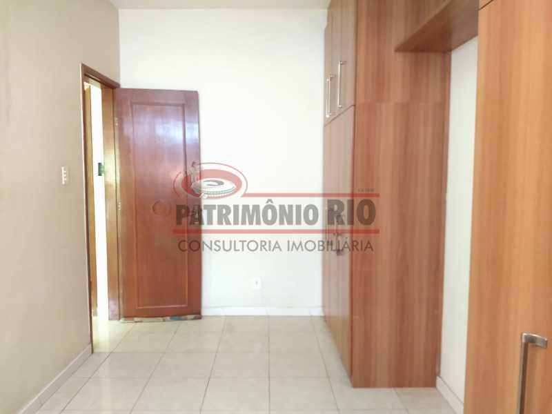 20 - Apartamento Vaz Lobo, 2qtos, varanda, vaga escriturada, prédio com elevador e financiando. - PAAP23578 - 23