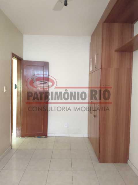 21 - Apartamento Vaz Lobo, 2qtos, varanda, vaga escriturada, prédio com elevador e financiando. - PAAP23578 - 10