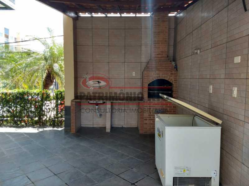 22 - Apartamento Vaz Lobo, 2qtos, varanda, vaga escriturada, prédio com elevador e financiando. - PAAP23578 - 21