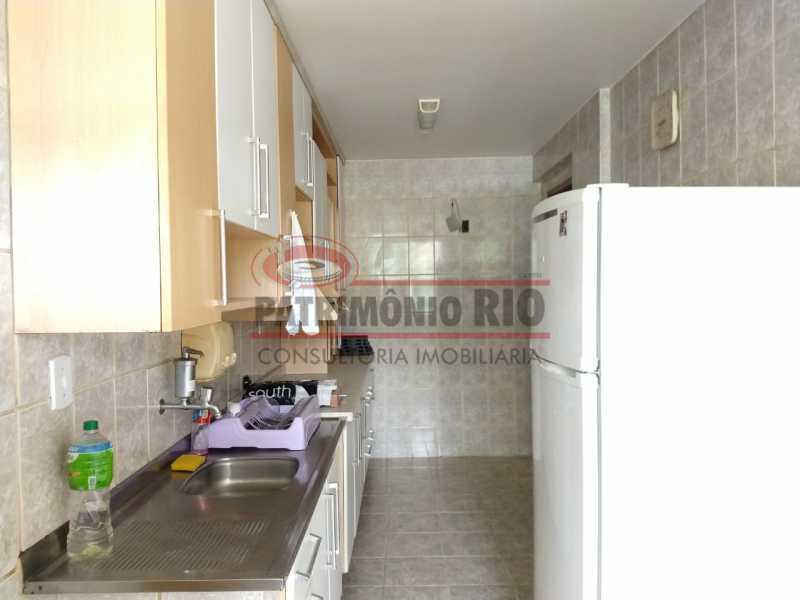 24 - Apartamento Vaz Lobo, 2qtos, varanda, vaga escriturada, prédio com elevador e financiando. - PAAP23578 - 17