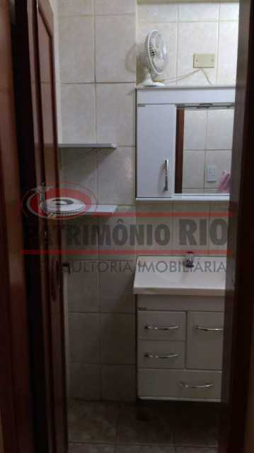 índice - Apartamento Vaz Lobo, 2qtos, varanda, vaga escriturada, prédio com elevador e financiando. - PAAP23578 - 11
