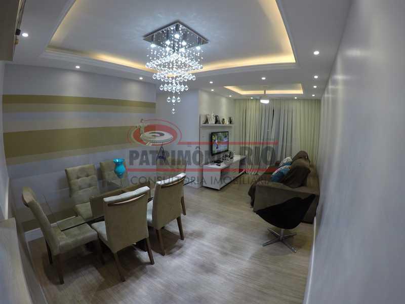 2 2 - Apartamernto 4qtos, suíte - 2 vagas - Condomínio Flores Bosque Residencial. - PAAP40031 - 3