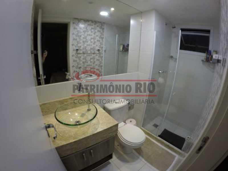 7 2 - Apartamernto 4qtos, suíte - 2 vagas - Condomínio Flores Bosque Residencial. - PAAP40031 - 8