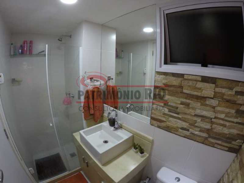 8 2 - Apartamernto 4qtos, suíte - 2 vagas - Condomínio Flores Bosque Residencial. - PAAP40031 - 9
