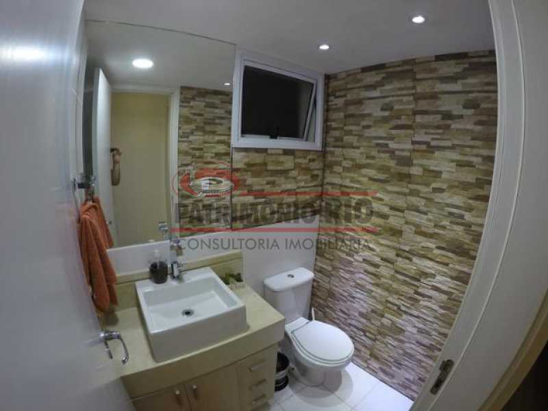 9 2 - Apartamernto 4qtos, suíte - 2 vagas - Condomínio Flores Bosque Residencial. - PAAP40031 - 10