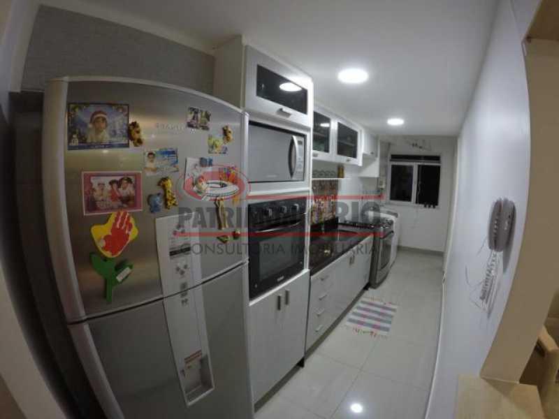 13 2 - Apartamernto 4qtos, suíte - 2 vagas - Condomínio Flores Bosque Residencial. - PAAP40031 - 14