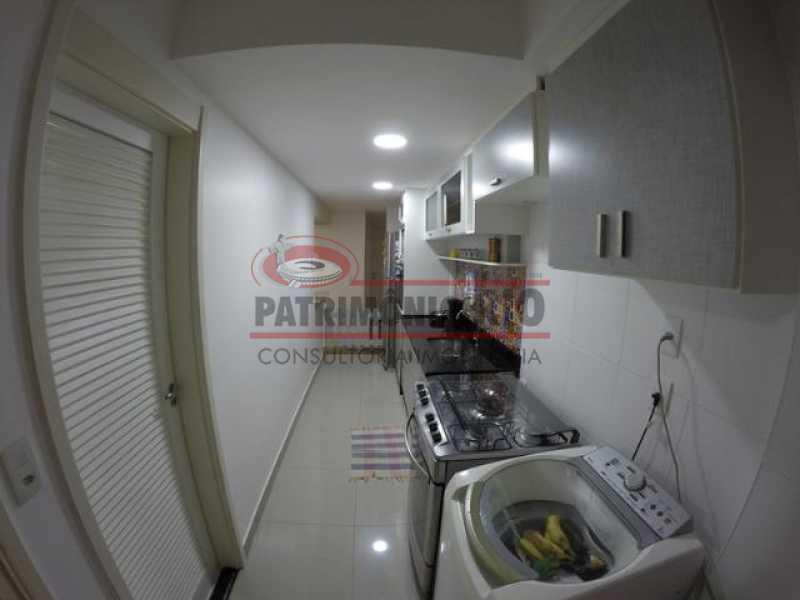 14 - Apartamernto 4qtos, suíte - 2 vagas - Condomínio Flores Bosque Residencial. - PAAP40031 - 15