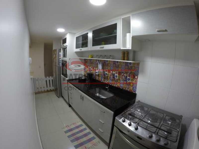 15 2 - Apartamernto 4qtos, suíte - 2 vagas - Condomínio Flores Bosque Residencial. - PAAP40031 - 16