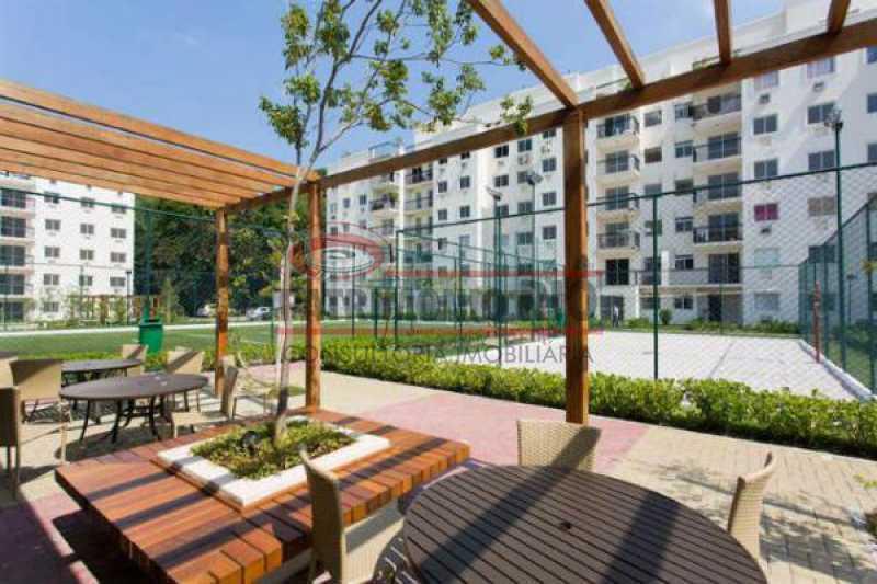 20 - Apartamernto 4qtos, suíte - 2 vagas - Condomínio Flores Bosque Residencial. - PAAP40031 - 20