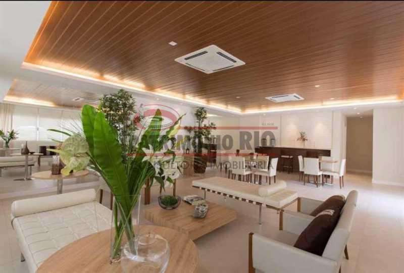 21 - Apartamernto 4qtos, suíte - 2 vagas - Condomínio Flores Bosque Residencial. - PAAP40031 - 21