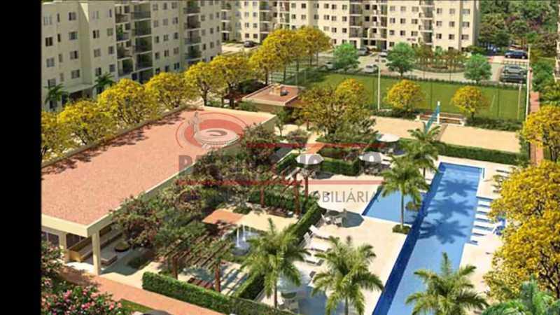 27 - Apartamernto 4qtos, suíte - 2 vagas - Condomínio Flores Bosque Residencial. - PAAP40031 - 27