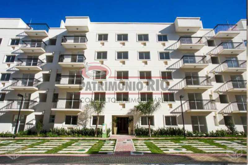 28 - Apartamernto 4qtos, suíte - 2 vagas - Condomínio Flores Bosque Residencial. - PAAP40031 - 28