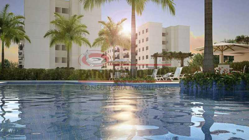 29 - Apartamernto 4qtos, suíte - 2 vagas - Condomínio Flores Bosque Residencial. - PAAP40031 - 29