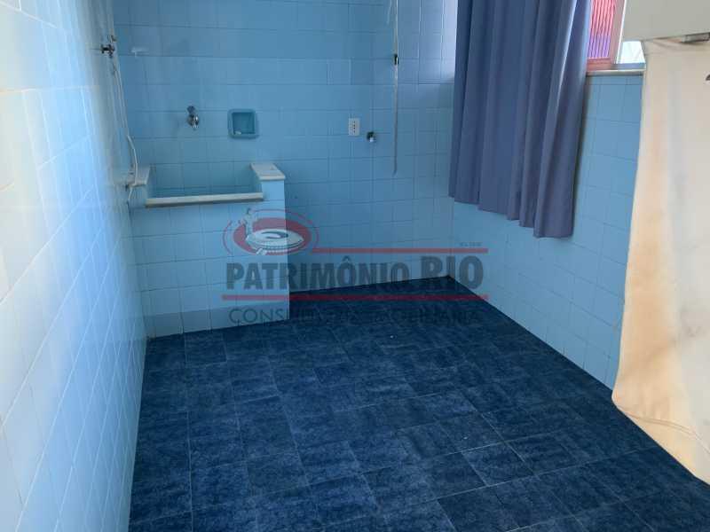IMG_3023 - Excelente Apartamento de 2quartos Térreo com vaga em boa localização, próximo ao Largo do Bicão - PAAP23583 - 12
