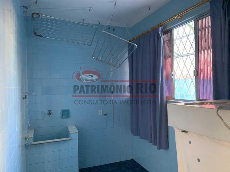 IMG_3024 - Excelente Apartamento de 2quartos Térreo com vaga em boa localização, próximo ao Largo do Bicão - PAAP23583 - 13