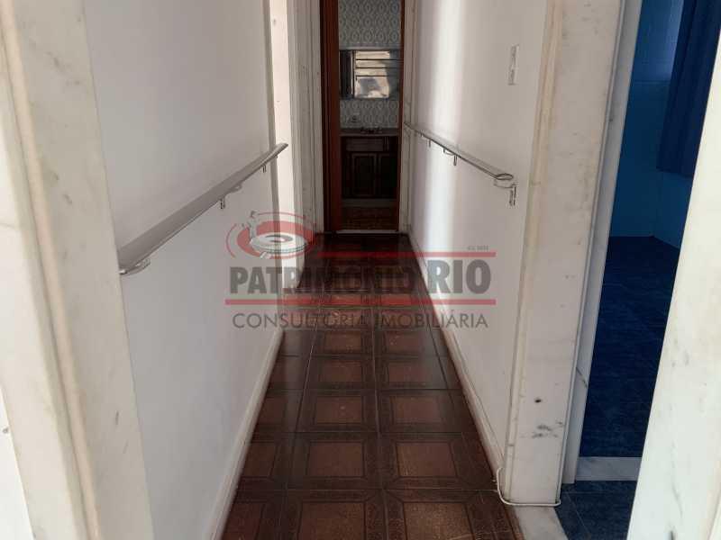 IMG_3030 - Excelente Apartamento de 2quartos Térreo com vaga em boa localização, próximo ao Largo do Bicão - PAAP23583 - 21