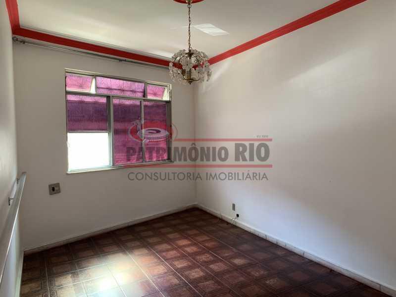 IMG_3035 - Excelente Apartamento de 2quartos Térreo com vaga em boa localização, próximo ao Largo do Bicão - PAAP23583 - 4