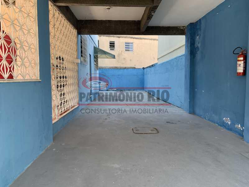 IMG_3043 - Excelente Apartamento de 2quartos Térreo com vaga em boa localização, próximo ao Largo do Bicão - PAAP23583 - 27