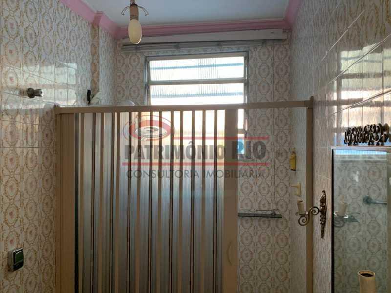 2. - Excelente Apartamento de 2quartos Térreo com vaga em boa localização, próximo ao Largo do Bicão - PAAP23583 - 16