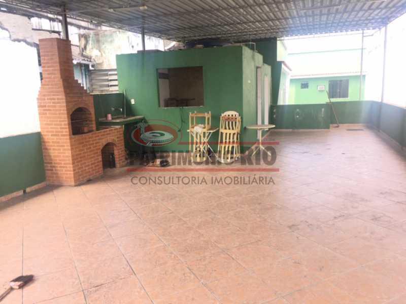 IMG_1271 - Casa em Olaria de 3qtos com suíte - PACA30473 - 22