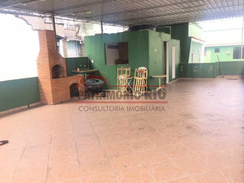 IMG_1272 - Casa em Olaria de 3qtos com suíte - PACA30473 - 23