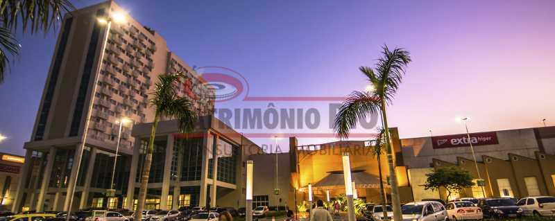 Fachada carioca offices - Sala comercial Shopping Carioca - PASL00069 - 18