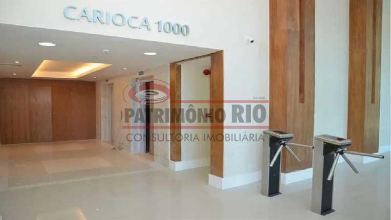 hall - Sala comercial Shopping Carioca - PASL00069 - 5