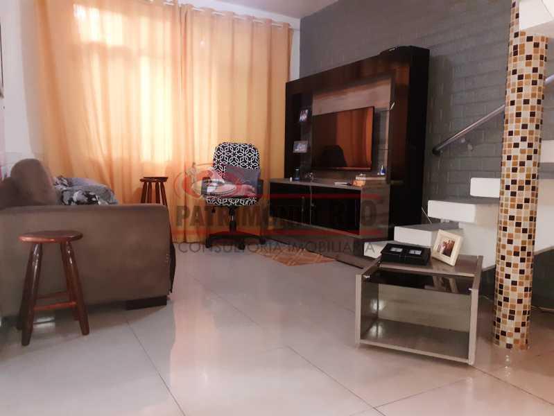 01 - Casa 4 quartos à venda Coelho Neto, Rio de Janeiro - R$ 275.000 - PACA40165 - 1