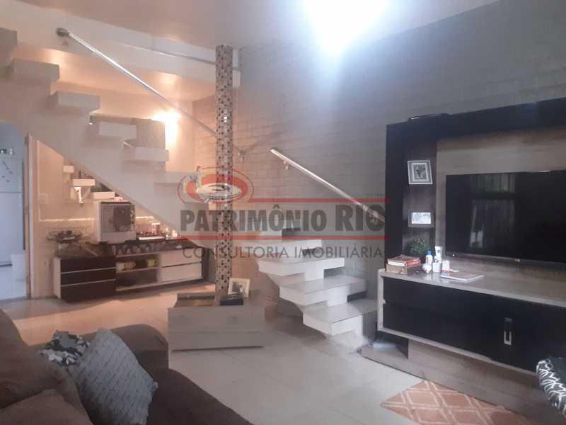 02 - Casa 4 quartos à venda Coelho Neto, Rio de Janeiro - R$ 275.000 - PACA40165 - 3