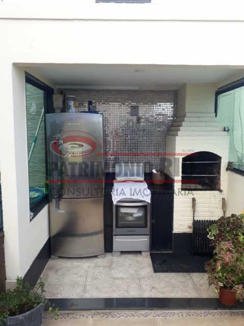 3. - Cobertura 3 quartos à venda Recreio dos Bandeirantes, Rio de Janeiro - R$ 1.100.000 - PACO30072 - 4
