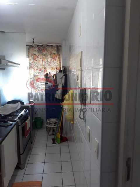 14. - Cobertura 3 quartos à venda Recreio dos Bandeirantes, Rio de Janeiro - R$ 1.100.000 - PACO30072 - 15