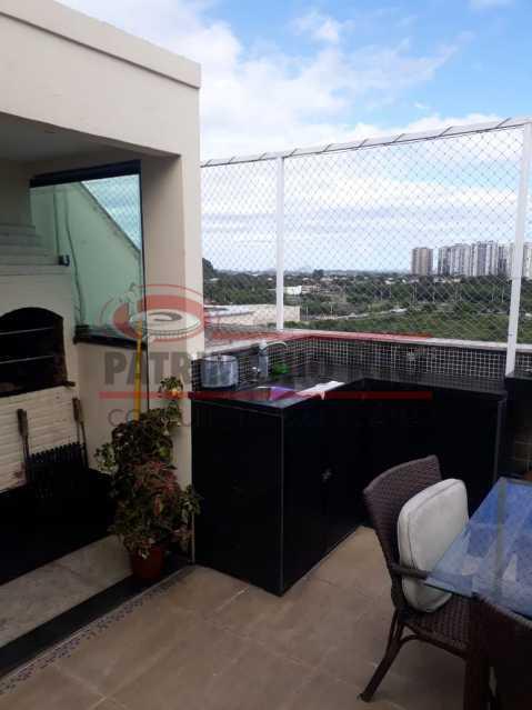 20. - Cobertura 3 quartos à venda Recreio dos Bandeirantes, Rio de Janeiro - R$ 1.100.000 - PACO30072 - 21