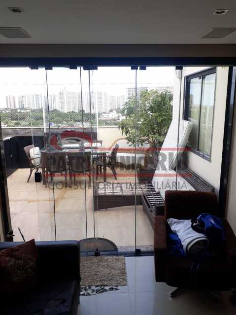21. - Cobertura 3 quartos à venda Recreio dos Bandeirantes, Rio de Janeiro - R$ 1.100.000 - PACO30072 - 22