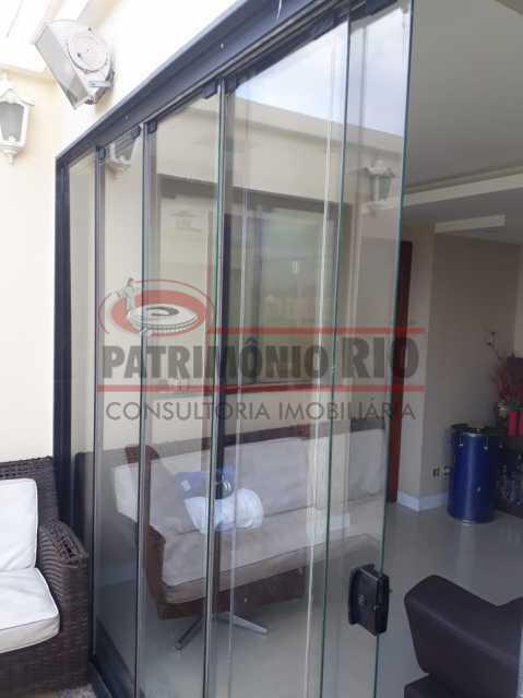 26. - Cobertura 3 quartos à venda Recreio dos Bandeirantes, Rio de Janeiro - R$ 1.100.000 - PACO30072 - 27