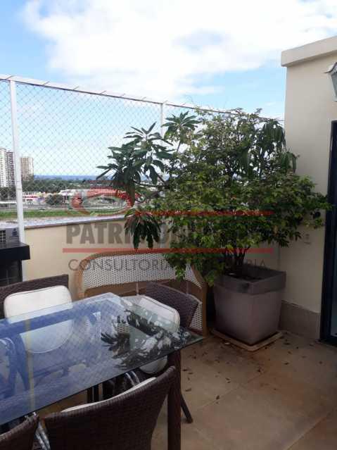 28. - Cobertura 3 quartos à venda Recreio dos Bandeirantes, Rio de Janeiro - R$ 1.100.000 - PACO30072 - 29