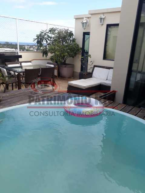 29. - Cobertura 3 quartos à venda Recreio dos Bandeirantes, Rio de Janeiro - R$ 1.100.000 - PACO30072 - 30