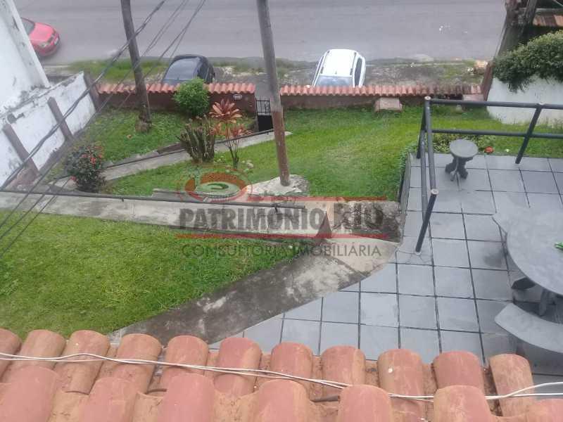 2. - Excelente casa única o terreno na Penha com 3qtos, terraço, piscina e churrasqueira, junto Av. Lobo JR. - PACA30476 - 3