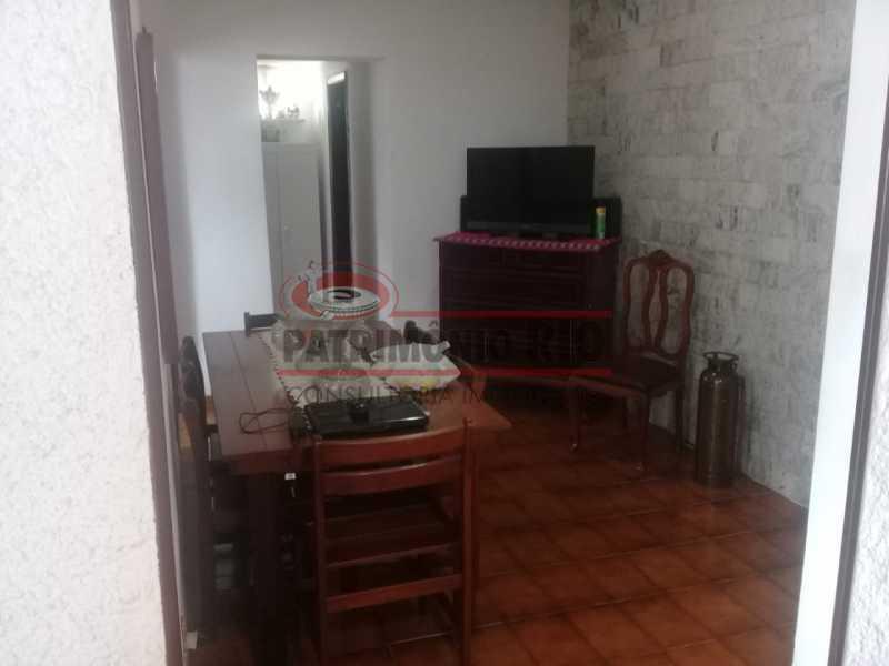 5. - Excelente casa única o terreno na Penha com 3qtos, terraço, piscina e churrasqueira, junto Av. Lobo JR. - PACA30476 - 6