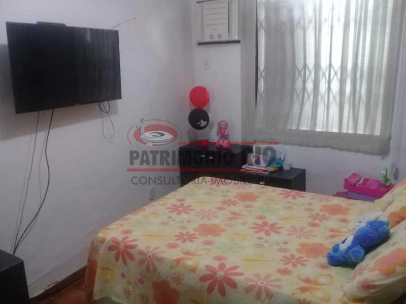 10. - Excelente casa única o terreno na Penha com 3qtos, terraço, piscina e churrasqueira, junto Av. Lobo JR. - PACA30476 - 10