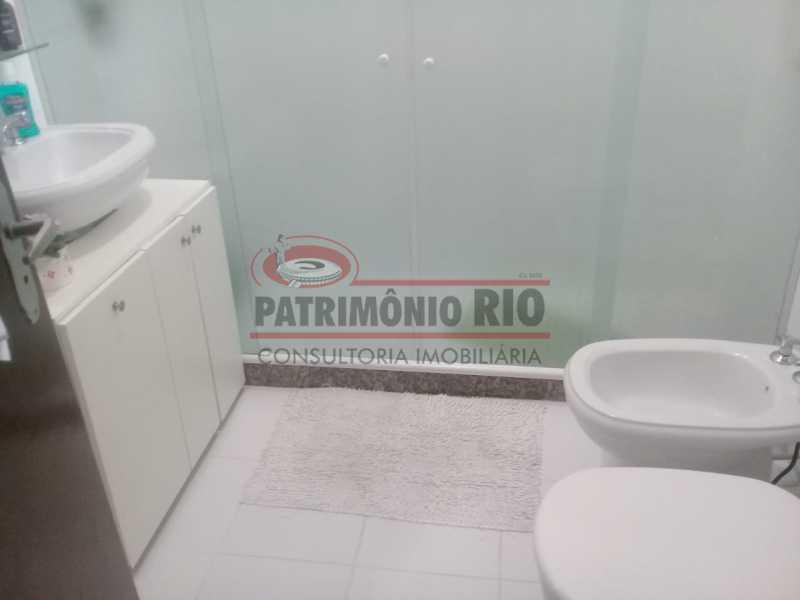12. - Excelente casa única o terreno na Penha com 3qtos, terraço, piscina e churrasqueira, junto Av. Lobo JR. - PACA30476 - 12